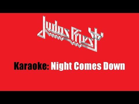 Karaoke: Judas Priest / Night Comes Down