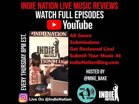 Indie Nation Live Music Reviews -  Episode #1