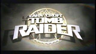 Lara Croft - Tomb Raider (2001) Trailer (VHS Capture)