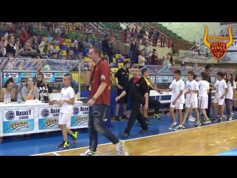 2o All Star Game Rethymno Cretan Kings Assist Basketball
