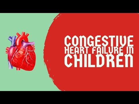 CONGESTIVE CARDIAC FAILURE IN CHILDREN | The White Army