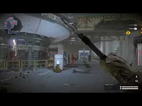 Dink Pwning on Warface Mission with Knife/Shovel