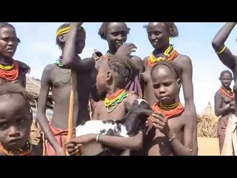 africa Etnic Tribu