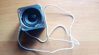 как сделать усилитель звука для телефона своими руками - BBC Russian