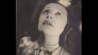 EDITH PIAF ---MONSIEUR ST. PIERRE---1943