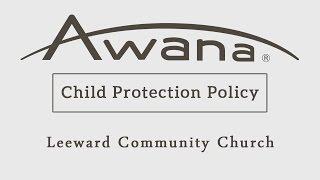 Awana Child Protection Policy