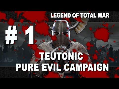 Medieval 2: Pure Evil Teutonic Campaign Part 1