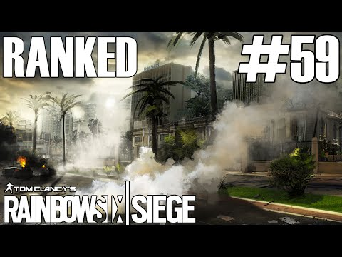 Rainbow Six Siege: Ranked - Storming The French Embassy