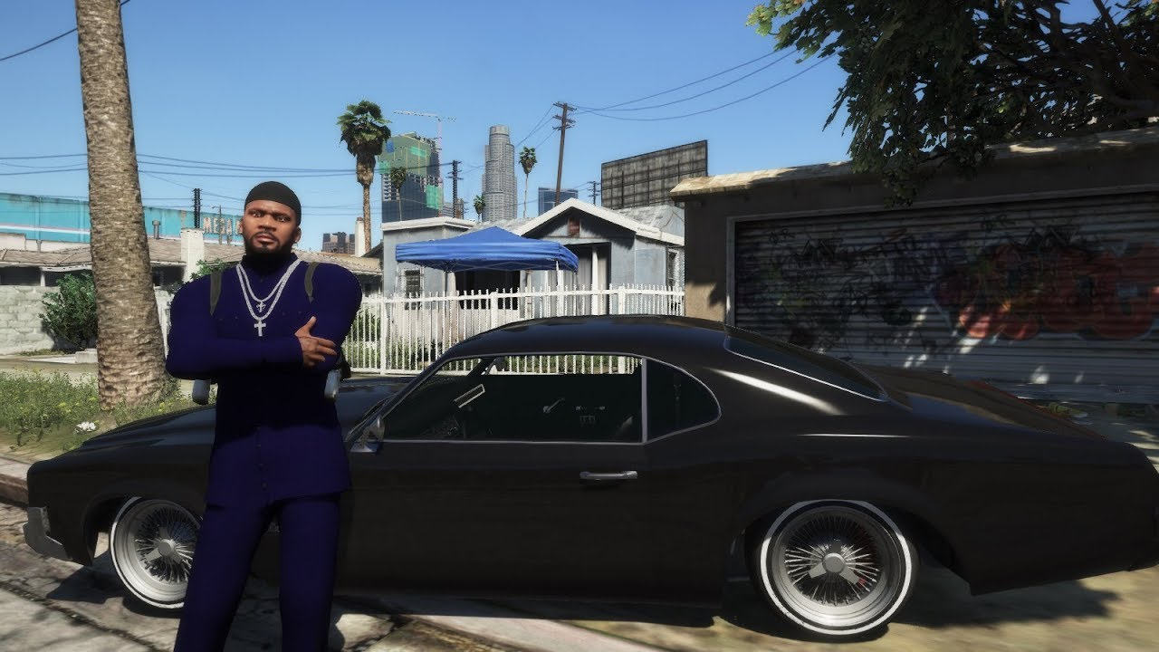 Alonzo Harris Outfit (Training Day) GTA 5