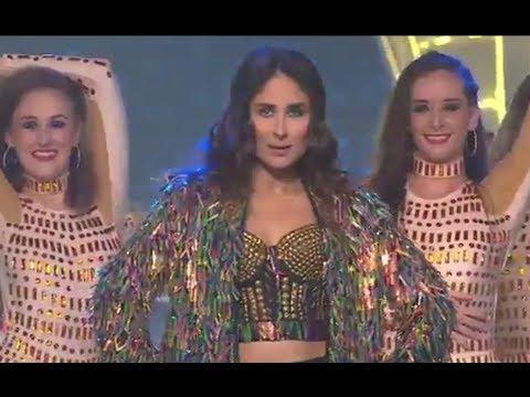 Kareena kapoor best dance performance 2018