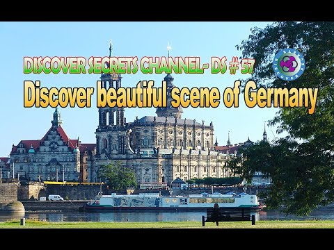 Discover beautiful scene in Germany – DS 57