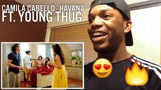 Camila Cabello - Havana ft. Young Thug REACTION