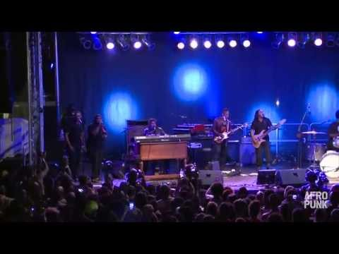 D'Angelo at AFROPUNK FEST 2014 [FULL SET]