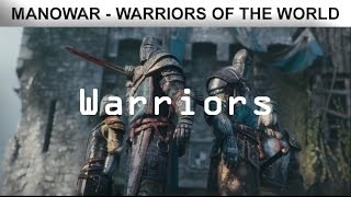warriors of the world mp3