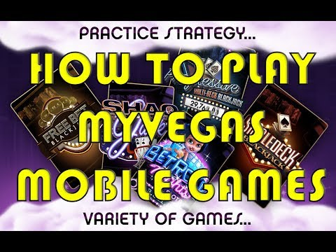 How To Play MyVegas Slots Mobile Games