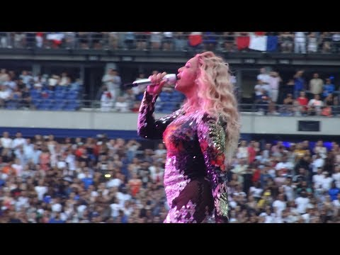 Beyoncé - Drunk in Love (Live in Paris, On The Run Tour II Stade de France, July 15)