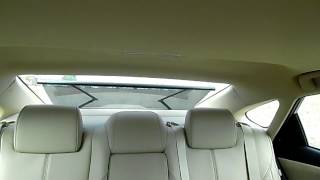 Lake Charles Toyota - 2015 Avalon - Rear Sun Shade