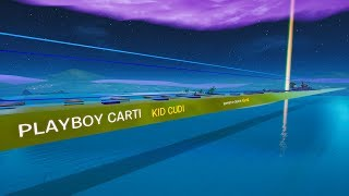 Playboi Carti – Kid Cudi ON MUSIC BLOCKS (Fortnite Creative Map + Code)