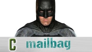 Collider Mail Bag - BATMAN Stand Alone A Prequel? Fixing The MPAA Rating System