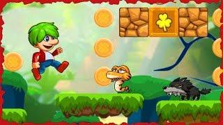 Victo's World - Jungle Adventure - Super World-1 Level 20-40 Gameplay Walkthrough