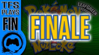 Leaf Green NUZLOCKE - FINALE - TFS Plays (TeamFourStar)