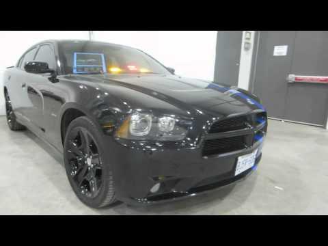 2011 Dodge Charger Mopar At 2014 MegaSpeed Car