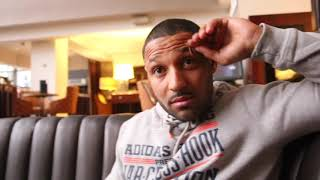 KELL BROOK *UNCUT IN CANADA* - 'IF I LOST TO AMIR KHAN - I COULDN'T EVER WALK DOWN THE STREET AGAIN'