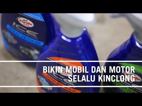 Spray Wax Yang Bisa Bikin Mobil Dan Motor Mu Selalu Kinclong Maksimal