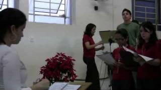 07 - Vinde, Cantemos / Eu temerei / Tão lindo - Coral Jovem IPSA 2009