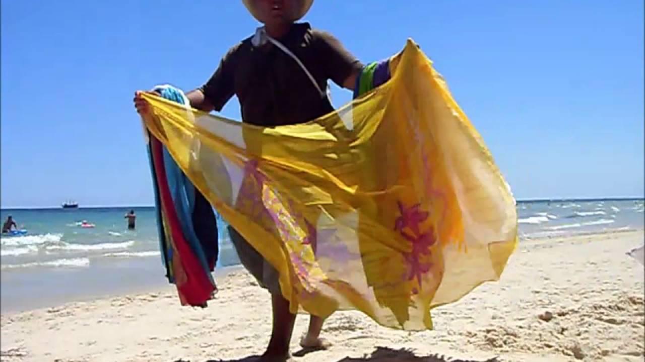 Отдых в Тунисе. Пляжи города Сусс.