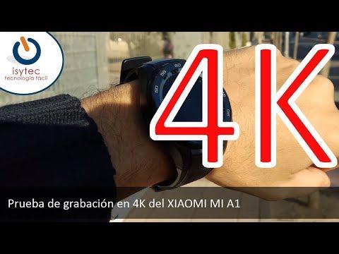 Prueba De Grabaci 243 N De V 237 Deo Con C 225 Mara Xiaomi Mi A1