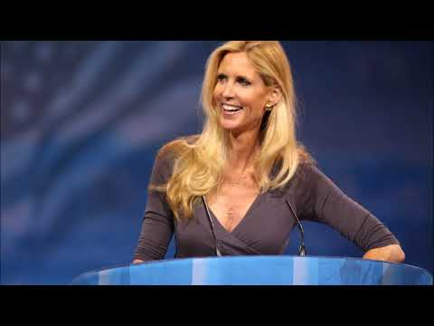 Ann Coulter Discusses Judge Moore Scandal with Howie Carr