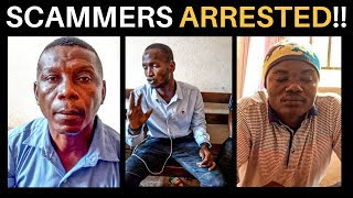 the-scammers-are-arrested-sierra-leone-scandal