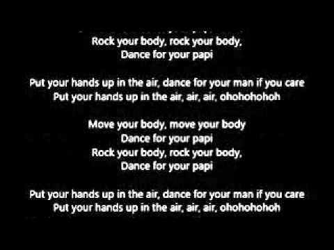 Jennifer Lopez - Papi (Lyrics)
