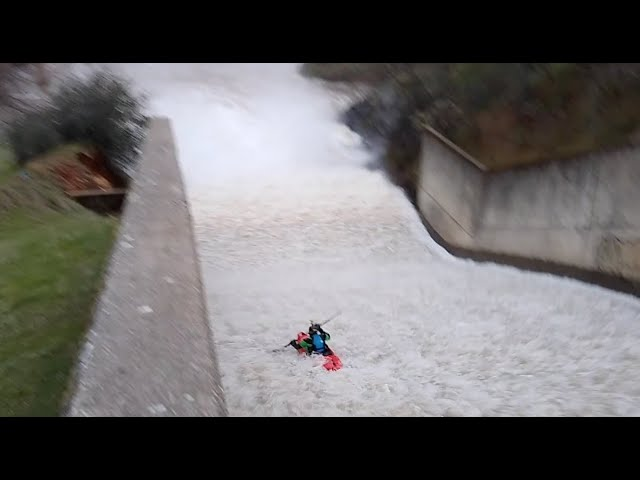Collins Reservoir: First Descent (Entry #41 Short Film of the Year Awards 2019)