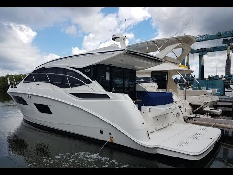 2017 Sea Ray Sundancer 400 Yacht For Sale at MarineMax Clear