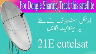 Gambar cover How to set 21E Eutelsat 21B in Pakistan?