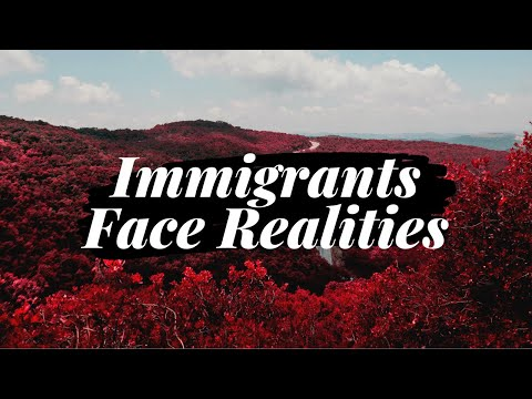 Immigrants Face the Realities of Living in the USA