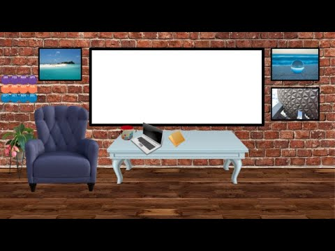 Bitmoji Virtual Office/classroom space - YouTube