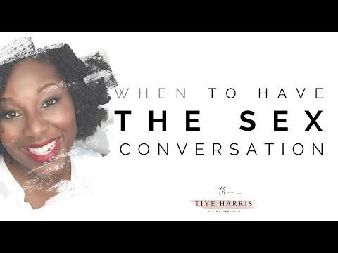 The Conversation: Lets Talk About Sex