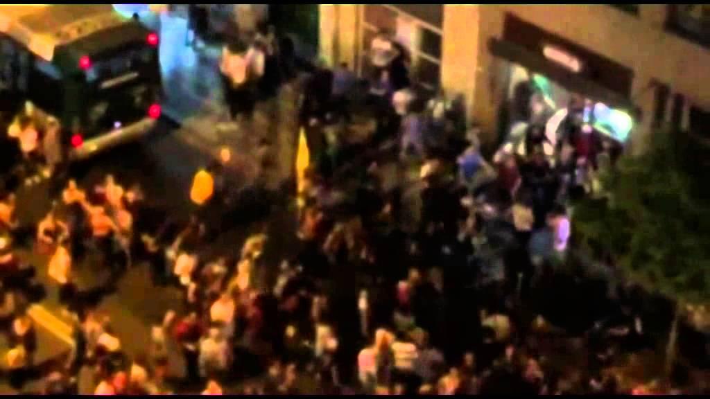 Manifestação 30/10/15 termina em briga e depredação em SP