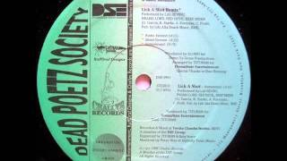 Dead Poetz Society - Lick A Shot (Remix Instrumental)