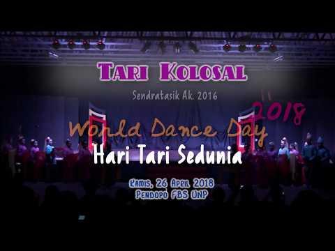 world-dance-day-2018---sendratasik-fbs-unp---tari-kolosal---opening
