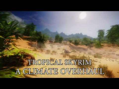 GamesBeat's Favorite Skyrim Mods #4: Tropical Skyrim