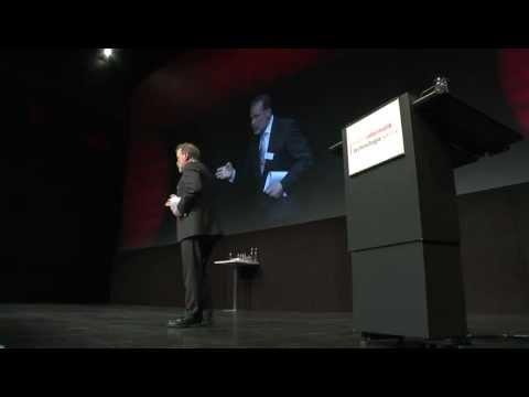 """Prof. Dr. Norbert Walter: """"Der Euro - Retter Oder Spaltpilz Für Europa"""""""