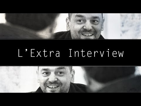 L'Extra Interview: Joann Sfar