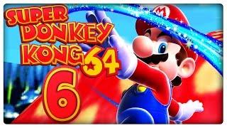 SUPER DONKEY KONG 64 Part 6: Sterne nachholen & dann Wunderwald