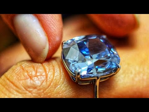 Top 10 Most Expensive Blue Diamond Collection In The World
