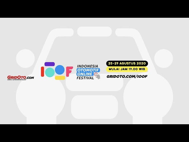 Indonesia Otomotif Online Festival - Day 5 #ioof2020