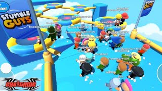Stumble Guys: Multiplayer Royale Gameplay - Android screenshot 1